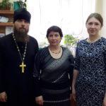 Встреча благочинного Якшур-Бодьинского округа с Главой МО «Лынгинское»